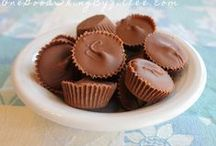 chocolate, ice cream, candy... / Decadent recipes to try