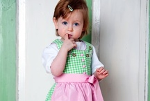 kids dirndl / girls in dirndls / by Dirndl Magazine