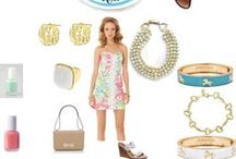 Polyvore / by Swell Caroline Jewelry + Monograms
