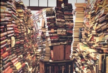books. / by Kyla Suits