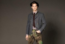 men's fashion / alpine styling  / by Dirndl Magazine
