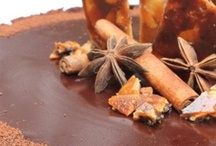 We Should Cocoa - Chocolate Recipes / Entries for the #WeShouldCocoa monthly chocolate link-up. If ever you need inspiration for homemade chocolate recipes, this is the place to come. #Chocolate #Recipes