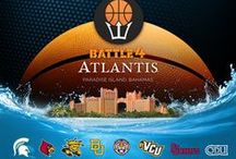 Battle 4 Atlantis / Join us in paradise for the ultimate men's college basketball event - the #Battle4Atlantis tournament happening Thanksgiving weekend 2016! / by Atlantis
