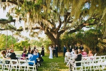 Cherokee Wedding-Jekyll Island Club / Cherokee has 10 charming rooms and suites, and a great room designed for small gatherings up to 40. Perfect for a small intimate wedding ceremony.
