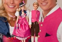 barbie dirndl / by Dirndl Magazine