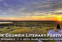 The Georgia Literary Festival 2012 / The Georgia Literary Festival, one of the premier book events in Georgia, is coming to the Golden Isles for the first time, hosted by the College of Coastal Georgia, the Golden Isles CVB, and the Jekyll Island Authority. The 2012 Georgia Literary Festival at the Golden Isles will be held November 9-11. The Jekyll Island Club Hotel will be hosting Tea with Mrs. Daisy, Lunch and Learn with Chef Joe Randal, and Wine Dinner prepared by Chef Hugh Acheson & Wine Columnist Jane Garvey. / by Jekyll Island Club Hotel