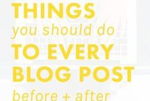 Work at Home Resources (Blogging) / Resources for #blogging and #Bloggersto help you rock your own business like a boss.