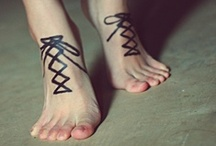 Foot & Leg Tattoos / by Katelin