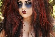Halloween makeup ideas, costumes etc. / Halloween makeup ideas, costumes etc