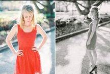 Photography // Portraits Women / Ideas for Senior photography.