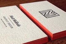 Business Cards / Business card ideas.
