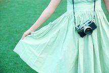 Mint Green / Tiffany Blue / by * Erika