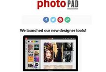 PhotoPad For Business / The simplest quickest way to design your story and communicate your brand visually.  No designer skills needed.  http://photopad.co/