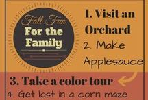 Halloween / Keep cozy and healthy in October! Pumpkins and lattes and ghouls, oh my!