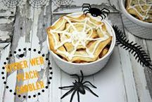 Halloween / Guy Fawkes / / Food recipes (vegetarian) and ideas suitable for any autumnal festival. / by Tin and Thyme