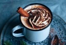 Chocolate Drinks / Luxurious hot chocolates, ice- cold milkshakes or healthy smoothies - bring them on.