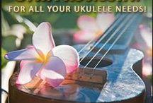 uke-n DO it! / all things ukulele / by Sarah Keller