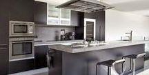 Cocinas monocromáticas / Aspecto a tener en cuenta para seleccionar una cocina de un sólo color, monocromática