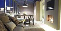 Una terraza convertida en sala de estar / Tu terraza puede servir de algo más con un buen cerramiento y decoración, aprovéchala ...