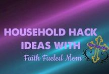 Household Needs / DIY, hacks and recipes for household items