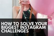 Instagram Marketing for Small Business / Instagram for small business owners can offer a new way to share content. Here are some ideas to add to your social media strategy and get your Instagram calendar up to date.