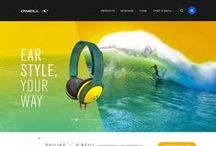 We love | Websites / Website designs loved and appreciated by designthis!