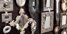 Decoración con espejos / Tips para decorar tu casa con espejos  http://www.tapidecor.es/2015/07/05/buscas-espejos-online-tips-para-decorar-tu-casa-con-espejos/