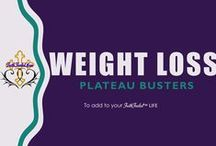 Weight loss: Plateau Busters! / Weight Loss Plateaus Ideas, Workouts, and Nutrition