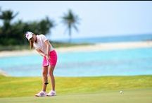Pure Silk Bahamas LPGA Classic / The Pure Silk Bahamas LPGA Classic is an annual women's golf tournament held at Ocean Club Golf Course on Paradise Island in the Bahamas!  / by Atlantis