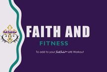 Faith and Fitness / Faith and Fitness tips, recipes, workout routines to help you live a FaithFueled Life www.FaithFueledMoms.com