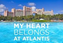 Atlantis Vacation Inspiration / Join us for a vacation of a lifetime at Atlantis Resort in the Bahamas! www.atlantisbahamas.com