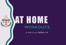 At Home Workouts / At Home Workouts and Routines, equipment and information
