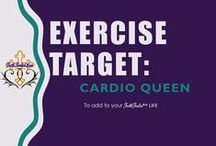 Cardio Queen / At home Cardio Workouts