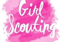 Girl Scouts / Gathering fun ideas for a brand new Girl Scouts troop!