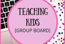 ** Teaching kids {GROUP BOARD} ** / What games are great for kids to learng thins? Here you can share things that teach something for kids. Join this group board by following my account and send me message. Hanna Siltamäki