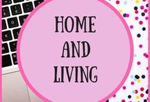 ** Home And Living ** / Home decor - Office - Gardening - Family - Living with family - kids