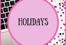 Holidays / Holidays