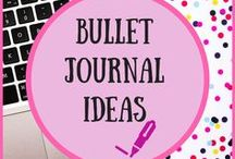 Bullet Journal Ideas / Here is Bullet Journal Ideas, planners, stickers, doodle etc.