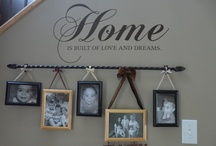 Having a house, making it a home / by Emmy Lindberg
