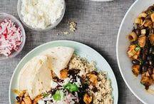 - recipes - / vegetarian + pescetarian recipes