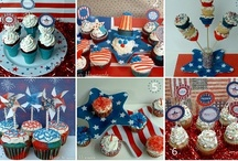 July 4th ideas / 4th of July party decor, recipes, and other ideas / by Ella Smith