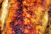 recipes {main dishes} / by Sandi Hostetler Foust