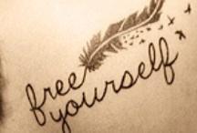 Tattoo Inspiration / by Emmy Lindberg