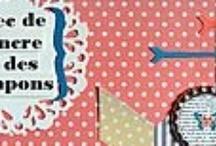 bannières blog / les bannières de mon blog http://encreettampons.canalblog.com tout en papier !