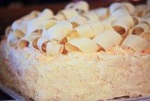 Wedding Cakes / by Colleen Rosenthal