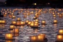 Candles! Candles! Candles! / Great candles and displays  / by Betty Avant