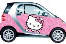 Hello Kitty / The famous little kitty / by Betty Avant
