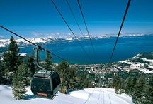 Heavenly Ski Resort | California | USA | Arctivity                      Discover Your Next Adventure  / When it comes to skiing Lake Tahoe, Heavenly ski resort offers the biggest and best of everything. Heavenly at Tahoe is the largest ski resort in California with Lake Tahoe's highest summit and the longest vertical drop in California. / by Arctivity.com