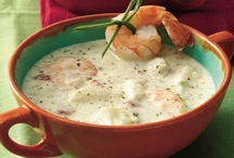 Soups , Stews & Chowders  / by Maria aka Mamma Ree