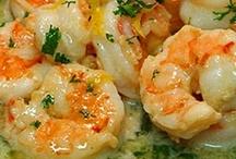 Seafood Recipes  / by Maria aka Mamma Ree